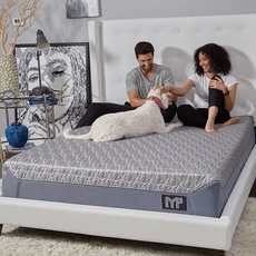 Split King Bedgear Performance M3 Mattress