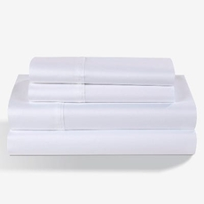 Bedgear Hyper Cotton White Full Sheet Set