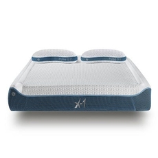 Full Bedgear Youth X1 Edge 8 Inch Height Mattress