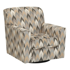 Benchcraft Braxlin Swivel Accent Chair