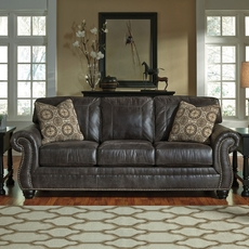 Benchcraft Breville Sofa in Charcoal