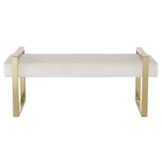 Bernhardt Jet Set Upholstered Bench