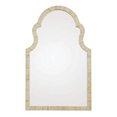 Bernhardt Salon Wood Framed Mirror