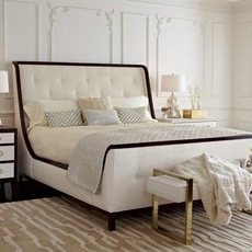 Bernhardt Jet Set Upholstered Queen Bed