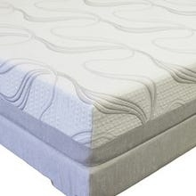 Twin Alpine Ash 10 Memory Foam Mattress