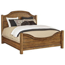 Broyhill Bethany Square Queen Size Panel Bed
