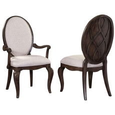 Broyhill Cashmera Arm Chair Set of 2