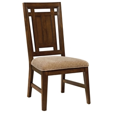 Broyhill Estes Park Upholstered Seat Side Chair Set of 2