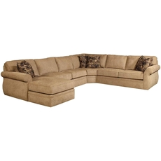 Broyhill Express Veronica Chaise Sectional