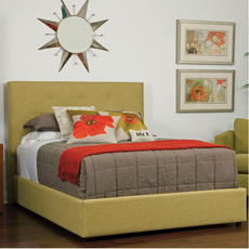 Broyhill Steryln Tufted Custom Upholstered Bed