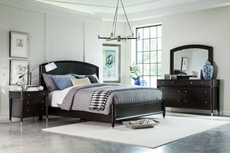 Broyhill Vibe King Size Panel Bed