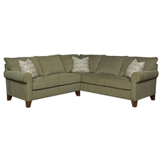 Broyhill VIP Custom Noda Sectional - You Choose the Fabric