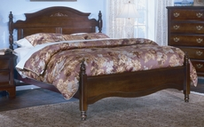 Carolina Furniture Works Classic Panel Complete Bed