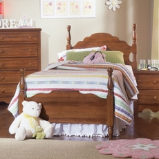 Carolina Furniture Works Crossroads Panel Complete Bed