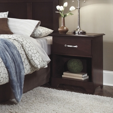 Carolina Furniture Works Signature Collection 1 Drawer Nightstand