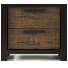 Casana Furniture Axel 2 Drawer Nightstand
