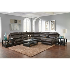 Catnapper Ashton Power Reclining Sectional