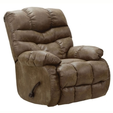 Catnapper Berman Chaise Rocker Recliner in Silt