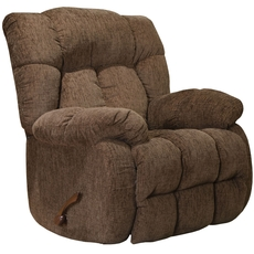 Catnapper Brody Rocker Recliner in Chocolate