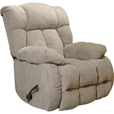 Catnapper Brody Rocker Recliner in Otter