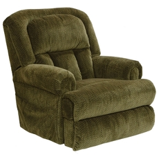 Catnapper Burns Power Lift Full Lay Flat Recliner with Dual Motor Comfort and Function in Basil