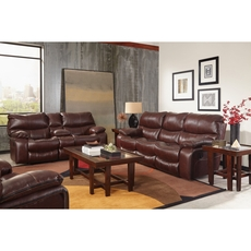 Catnapper Camden Rocker Recliner in Walnut