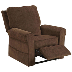 Catnapper Edwards Power Lift Recliner in Coffee