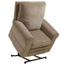 Catnapper Edwards Power Lift Recliner in Mushroom