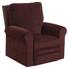 Catnapper Edwards Power Lift Recliner in Plum
