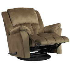 Catnapper Gibson Lay Flat Recliner in Sage