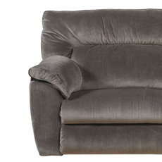 Catnapper Nichols Lay Flat Recliner in Granite