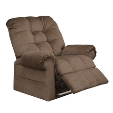 Catnapper Omni Power Lift Recliner in Truffle
