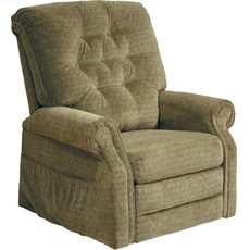 Catnapper Patriot Power Lift Recliner in Celery