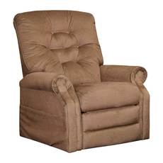 Catnapper Patriot Power Lift Recliner in Brown Sugar