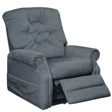 Catnapper Patriot Power Lift Recliner in Slate