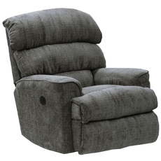 Catnapper Pearson Power Wall Hugger Recliner in Charcoal