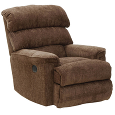 Catnapper Pearson Wall Hugger Recliner in Coffee