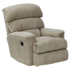 Catnapper Pearson Power Wall Hugger Recliner in Linen