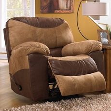 Catnapper Portman Chaise Rocker Recliner with Power Option