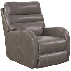 Catnapper Searcy Rocker Recliner in Ash