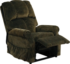 Catnapper Somerset Power Lift Lounger Recliner in Black Pearl