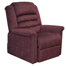 Catnapper Soother Power Lift Recliner in Wine