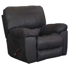 Catnapper Terrance Power Rocker Recliner in Black