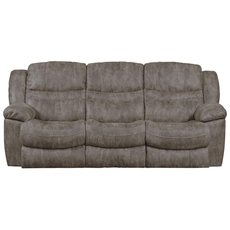 Catnapper Valiant Reclining Sofa in Marble with Power Option