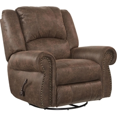 Catnapper Westin Power Glider Recliner in Tanner