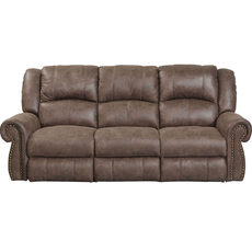 Catnapper Westin Reclining Sofa in Ash