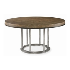 Clearance Century Cornet Round Dining Table OVFCR121708