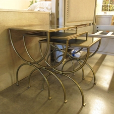 Clearance Century Monarch Jemi Nesting Tables OVFCR121710