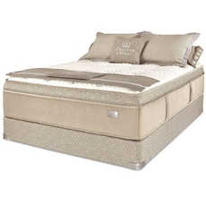 Chattam & Wells Franklin Euro Top 15 Inch King Mattress Only SDMB062012 - Scratch and Dent Model ''As-Is''