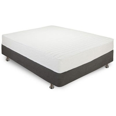 Twin XL Classic Brands Bed in a Box Advantage 8 Inch Innerspring Mattress